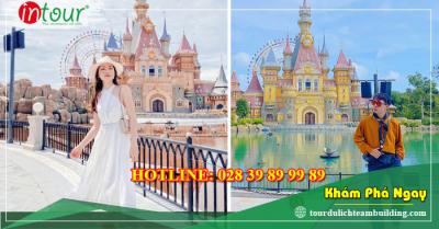 Tour du lịch Đà Nẵng - Phú Quốc KS 3* 4 ngày 3 đêm