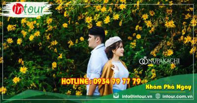Tour Nha Trang - Đà Lạt khởi hành từ Sóc Trăng 4 ngày 4 đêm