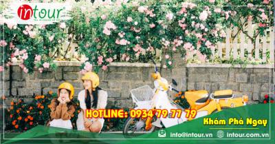 Tour Bình Thuận đi Nha Trang - Đà Lạt 4 ngày 3 đêm