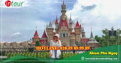 Tour du lịch Quảng Trị - Phú Quốc KS 3* 4 ngày 3 đêm