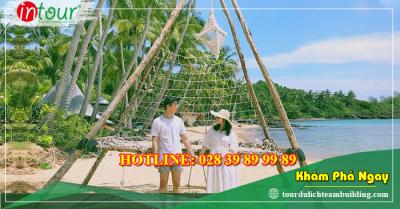 Tour Nghệ An (Vinh) - Phú Quốc bao máy bay KS 3* 4 ngày 3 đêm