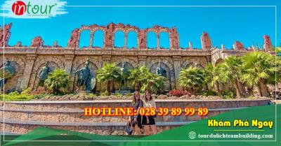 Tour du lịch Đồng Nai - Phú Quốc đi bằng xe + tàu 3 ngày 3 đêm