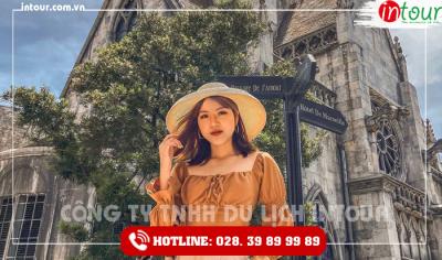 Tour du lịch Bắc Giang - Đà Nẵng - Hội An - Bà Nà 3 ngày 2 đêm