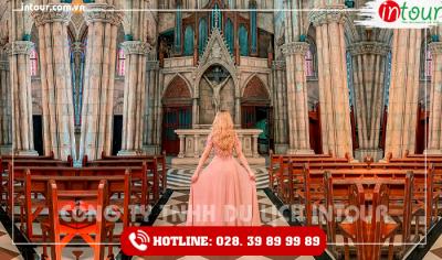 Tour du lịch An Giang - Long Xuyên - Đà Nẵng - Hội An - Bà Nà 3 ngày 2 đêm