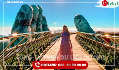 Tour du lịch Đồng Tháp - Đà Nẵng - Hội An - Bà Nà 3 ngày 2 đêm
