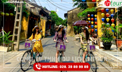 Tour du lịch Kiên Giang - Đà Nẵng - Hội An - Bà Nà 3 ngày 2 đêm