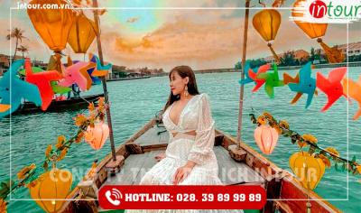 Tour du lịch Hưng Yên - Đà Nẵng - Hội An - Bà Nà 3 ngày 2 đêm