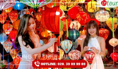 Tour du lịch Lào Cai - Đà Nẵng - Hội An - Bà Nà 3 ngày 2 đêm