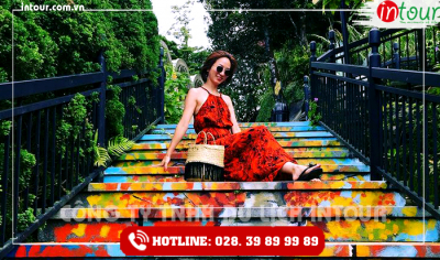 Tour du lịch Cà Mau - Đà Nẵng - Hội An - Bà Nà 3 ngày 2 đêm