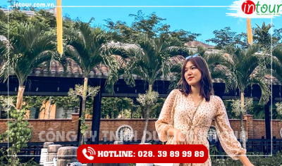 Tour du lịch Tiền Giang - Đà Nẵng - Hội An - Bà Nà 3 ngày 2 đêm