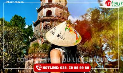 Tour du lịch Lai Châu - Đà Nẵng - Hội An - Bà Nà - Huế 4 ngày 3 đêm