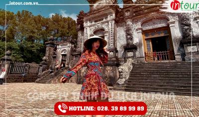 Tour du lịch Hưng Yên - Đà Nẵng - Hội An - Bà Nà - Huế 4 ngày 3 đêm
