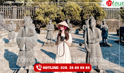 Tour du lịch Kiên Giang - Đà Nẵng - Hội An - Bà Nà - Huế 4 ngày 3 đêm