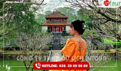 Tour du lịch Hòa Bình - Đà Nẵng - Hội An - Bà Nà - Huế 4 ngày 3 đêm