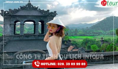 Tour du lịch Điện Biên - Đà Nẵng - Hội An - Bà Nà - Huế 4 ngày 3 đêm