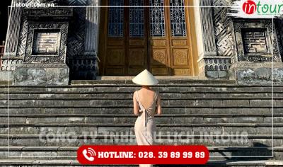 Tour du lịch Cao Bằng - Đà Nẵng - Hội An - Bà Nà - Huế 4 ngày 3 đêm