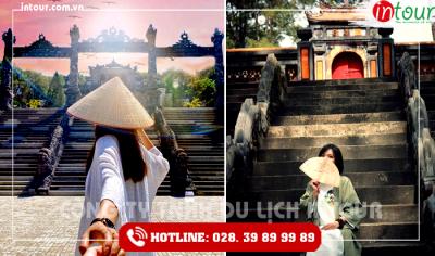 Tour du lịch Bến Tre - Đà Nẵng - Hội An - Bà Nà - Huế 4 ngày 3 đêm