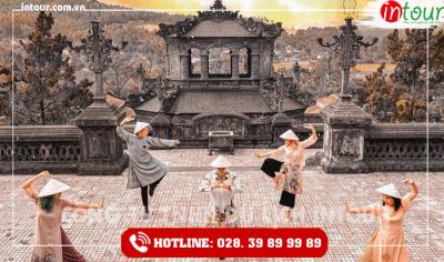 Tour du lịch Bắc Giang - Đà Nẵng - Hội An - Bà Nà - Huế 4 ngày 3 đêm