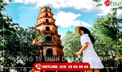Tour du lịch Vĩnh Long - Đà Nẵng - Hội An - Bà Nà - Huế 4 ngày 3 đêm