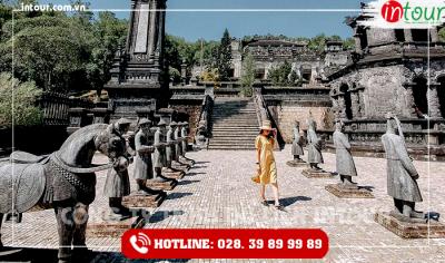 Tour du lịch Bạc Liêu - Đà Nẵng - Hội An - Bà Nà - Huế 4 ngày 3 đêm