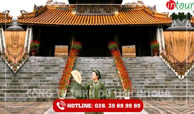 Tour du lịch Hải Dương - Đà Nẵng - Hội An - Bà Nà - Huế 4 ngày 3 đêm