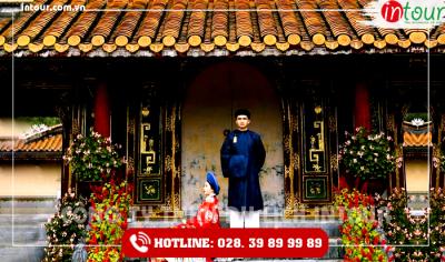 Tour du lịch Tây Ninh - Đà Nẵng - Hội An - Bà Nà - Huế 4 ngày 3 đêm