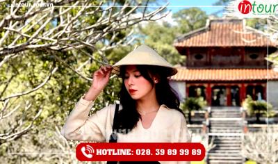 Tour du lịch Bình Dương - Đà Nẵng - Hội An - Bà Nà - Huế 4 ngày 3 đêm