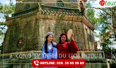 Tour du lịch Sóc Trăng - Đà Nẵng - Hội An - Bà Nà - Huế 4 ngày 3 đêm