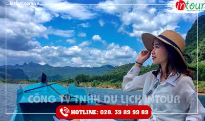 Tour du lịch Nam Định - Đà Nẵng - Hội An - Bà Nà - Huế - Phong Nha 4 ngày 3 đêm