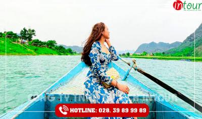 Tour du lịch Kiên Giang - Đà Nẵng - Hội An - Bà Nà - Huế - Phong Nha 4 ngày 3 đêm