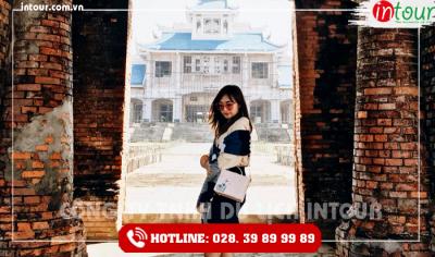 Tour du lịch Hưng Yên - Đà Nẵng - Hội An - Bà Nà - Huế - Phong Nha 4 ngày 3 đêm