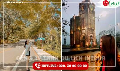 Tour du lịch Nha Trang - Khánh Hòa - Đà Nẵng - Hội An - Bà Nà - Huế - Phong Nha 4 ngày 3 đêm