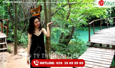 Tour du lịch Bắc Giang - Đà Nẵng - Hội An - Bà Nà - Huế - Phong Nha 4 ngày 3 đêm