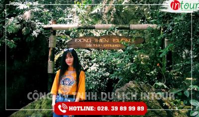 Tour du lịch Bình Thuận - Đà Nẵng - Hội An - Bà Nà - Huế - Phong Nha 4 ngày 3 đêm