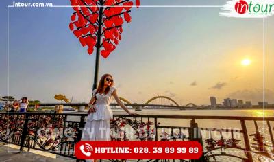 Tour du lịch Cà Mau - Đà Nẵng - Cù Lao Chàm - Hội An - Bà Nà - Huế 5 ngày 4 đêm