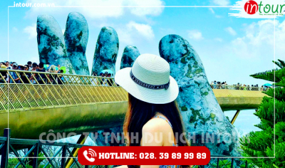 Tour du lịch Hải Dương - Đà Nẵng - Cù Lao Chàm - Hội An - Bà Nà - Huế 5 ngày 4 đêm