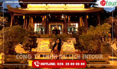 Tour Teambuilding Đồng Tháp đi Nha Trang 3 ngày 3 đêm