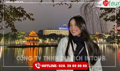 Tour du lịch Nha Trang - Khánh Hòa đi Hà Nội - Tràng An - Đảo Kông - Bái Đính - Hạ Long - Yên Tử 4 ngày 3 đêm