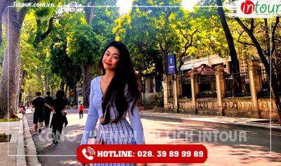 Tour Nha Trang đi Hà Nội - Tràng An - Đảo Kông - Bái Đính Hạ Long - Yên Tử 3 ngày 2 đêm