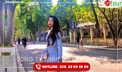Tour Đà Lạt đi Hà Nội - Đảo Kông - Tràng An - Bái Đính - Hạ Long - Yên Tử - Sapa 6 ngày 5 đêm