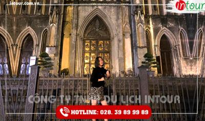 Tour Đà nẵng đi Hà Nội - Tràng An - Đảo Kông - Bái Đính - Hạ Long - Yên Tử 4 ngày 3 đêm
