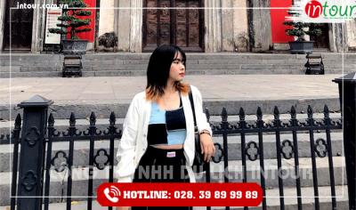 Tour Đà Nẵng đi Hà Nội - Tràng An - Đảo Kông - Bái Đính Hạ Long - Yên Tử 3 ngày 2 đêm