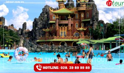 Tour đi Đà Nẵng đi Sài Gòn - Vũng Tàu - KDL Đại Nam 3 ngày 2 đêm