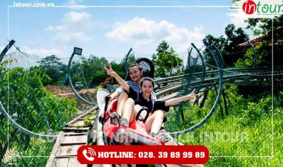 Tour Đà Nẵng đi Sài Gòn - Hồ Tràm - Bình Châu - KDL Đại Nam 3 ngày 2 đêm