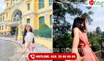 Tour Đà Nẵng đi Sài Gòn - Long Hải - KDL Đại Nam 3 ngày 2 đêm