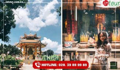 Tour du lịch Nha Trang - Sài Gòn - Vũng Tàu - KDL Đại Nam 3 ngày 2 đêm