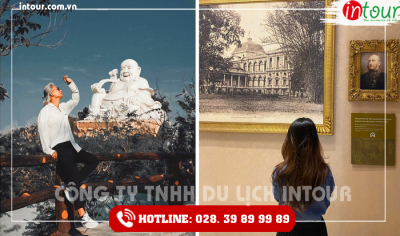 Tour Đà Lạt đi Sài Gòn - Vũng Tàu - KDL Đại Nam 3 ngày 2 đêm