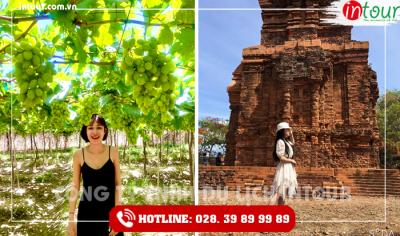 Tour du lịch Huế - Phan Thiết - Mũi Né 3 ngày 2 đêm