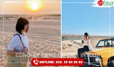 Tour du lịch Hà Nội - Phan Thiết - Mũi Né 3 ngày 2 đêm