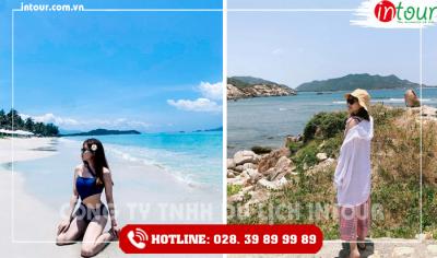 Tour du lịch Đảo Bình Ba - Nha Trang đi từ Tiền Giang 3 ngày 3 đêm